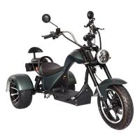 Электроскутер SkyBoard Trike Chopper 2000