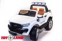 Электромобиль ToyLand Ford Ranger 2017 New 4x4 Белый